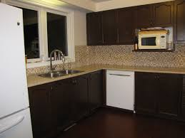 Cabinet Refinishing Kit Before And After by Furniture Luxury Rustoleum Cabinet Transformation For Kitchen