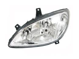 mercedes benz vito headlight viano wagon 04 11 clear lhs left