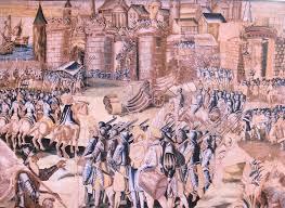 siege de siege of la rochelle 1572 73