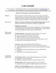 Resume Samples For Logistics Jobs Best Of Line Cook Examples Beautiful Chef Skillsook Write