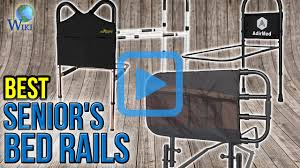 Stander Ez Adjust Bed Rail top 8 senior u0027s bed rails of 2017 video review