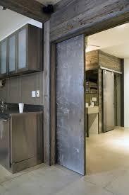 porte de la cuisine découvrir la porte à galandage en beaucoup de photos cuisines