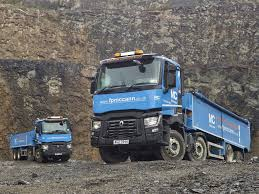 Heavy-Duty Renault Range C Trucks Chosen By Concrete Firm | Truck ...