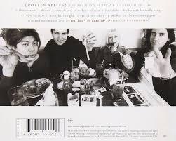 Smashing Pumpkins Singles Soundtrack by Greatest Hits By Smashing Pumpkins Amazon Co Uk Music