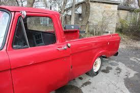 1963 Ford Truck - F-100 Unibody