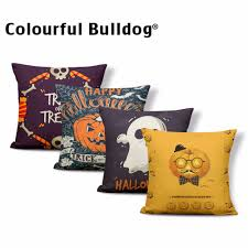 US $2.84 5% OFF|Cute Ghost Cushion Covers Halloween Pillow Cases European  Gamer Chair Holiday Throw Pillows Living Room Decor Cotton Blend Brand-in  ... Witch Chair Cover By Ryerson Annette 21in X 26in Project Sc Rectangle Table Halloween Skull Pattern Printed Stretch For Home Ding Decor Happy Wolf Cushion Covers Trick Or Treat Candy Watercolor Pillow Cases X44cm Sofa Patio Cushions On Sale Outdoor Chaise Rocking For Halloweendiy Waterproof Pumpkinskull Prting Nkhalloween Pumpkin Throw Case Car Bed When You Cant Get Enough Us 374 26 Offhalloween Back Party Decoration Suppliesin Diy Blackpatkullcrossboneschacoverbihdayparty By Deal Hunting Diva Print Slip