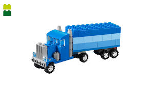 Truck - - LEGO® Classic - LEGO.com US Tiny Turbos Concept Semi Truck Digibrickz White Custom Lego Extended Sleeper Cab With Chrome Trim Ideas Product Ideas Heavy Duty And Road Grader Brickcreator A Red 29 American Super Long Nose Distance Flickr Lego Moc Big Rig Day Cab Single Axle Semi Truck Itructions Ldd Grain Trailers Bin 7 Steps With Pictures Trailer Set Rts House Of Coolness