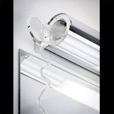 paulmann 703 62 spiegelle steckdose orgon badezimmer le spiegel leuchte