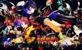 Wallpaper Anime Black Bullet