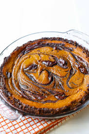 Libbys Pumpkin Pie Mix Bars by Nutella Swirled Pumpkin Pie Sallys Baking Addiction
