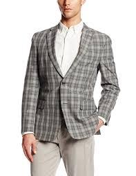 tommy hilfiger men u0027s ethan plaid sportcoat at amazon men u0027s