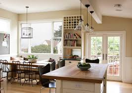 transitional pendant lighting kitchen farmhouse with