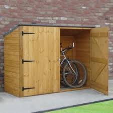 Rubbermaid Roughneck Storage Shed 5ft X 2ft by Tanalised Timber Wooden Bike Store Shed Length U0026 Width Options
