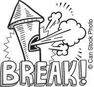 Lunch Break Stock Illustrationby Caraman1 222 Work Sketch