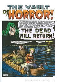 EC Archives Vault Of Horror Volume 1 HC