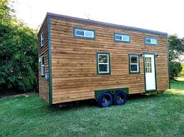 100 Cedar Siding 24 Classy Tiny House On Wheels With