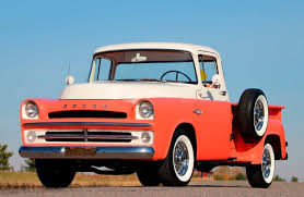 1957 Dodge D100 Pickup | Dodge Trucks | Pinterest | Dodge Trucks ... 1957 Dodge D100 Northern Wisconsin Mopar Forums Pickup F1001 Indy 2015 Power Wagon W100i Want To Rebuild A Truck With My Boys Hooniverse Truck Thursday Two Sweptside Pickups Sweptline S401 Kissimmee 2013 F1301 2017 Dodge 4x4 1 Of 216 Produced This Ye Flickr For Sale 2102397 Hemmings Motor News Rat Rod On Roadway Stock Photo 87119954 Alamy Shortbed Stepside Pickup 500 57