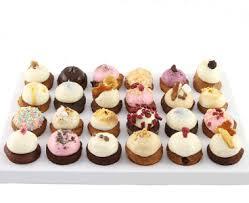 Cupcakes Stockholm 24 Mini Cupcake Box Cupcakesthlmse