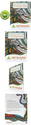Instruction Books And Media 160640 Stress Relieving Adult Coloring Book With Patterns Mandalas For