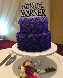 Nichole and Will s Wedding Cake