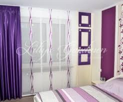 moderne schlafzimmer gardinen nach maß fensterdeko nach maß