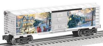 Thomas Kinkade Christmas Tree Train by New Product Spotlight U2013 Thomas Kinkade U0027s U0027all Aboard For Christmas