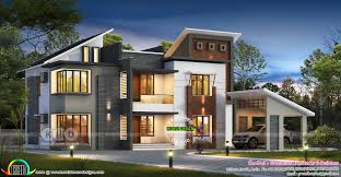 100 Modern Style Homes Design 4150 Sqft 5 Bedroom Ultra Modern Style Home In 2020 House