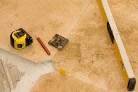travertine tile installation tips