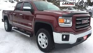 Used 2014 GMC Sierra 1500 SLE ALL TERRAIN NAVIGATION, BACK-UP CAMERA ... 2014 Gmc Sierra 1500 4wd Crew Cab 1435 Denali Truck Short Front Bumpers Add Offroad Top Speed Exterior And Interior Walkaround 2013 La Review Notes Autoweek Red Deer Used Vehicles For Sale Double Pictures 4 Door Pickup In Lethbridge Ab L Price Photos Reviews Features
