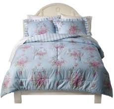 Simply Shabby Chic Bedding blue shabby chic bedding twin shabby princess floral chic blue