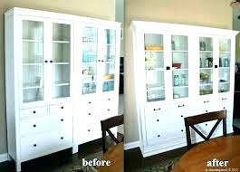 Built In Dining Room Cabinet China Cabinets Storage For Turning
