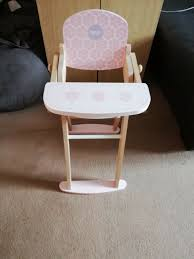 Tidlo Dolls High Chair | In Danescourt, Cardiff | Gumtree Doll High Chair 1 Ideas Woodworking Fniture Plans Wooden High Chair Plans Woodarchivist Hire Ldon Graco Cool Chairs Do It Yourself Home Projects From Ana White Bayer Dolls Highchair Pink And 2999 Gay Times Olivias Little World Baby Saint Germaine Lucie 39512 Kidstuff Wood Doll Welcome Sign Thoughts From The Crib Jamies Craft Room My 1st Years 27great Cditionitem 282c176 Look What