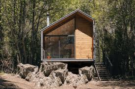 100 Minimalist Cabins Cabin In The Chilean Mountains Lets Climbers Escape The