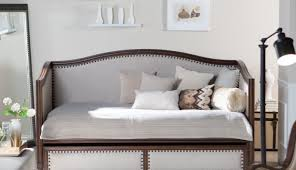 Ana White Upholstered Headboard by Daybed White Daybed Amazing White Daybed Ikea Brimnes Bed With