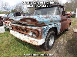 100 Classic Chevrolet Trucks For Sale 1960 Truck For Carscom CC1079493