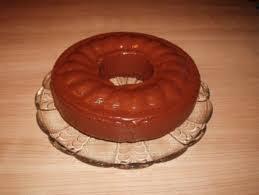 schoko nuss kuchen mit marzipan