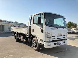 100 Npr Truck New Isuzu Cargo Body Pickup Sale In Abu Dhabi Steer Well Auto