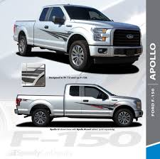 100 Truck Door Decals Ford F 150 Body Graphics APOLLO 20152018 2019 Premium