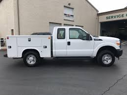 2011 FORD F250 XL 4X4 SERVICE - UTILITY TRUCK FOR SALE #579077