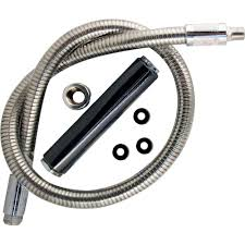 Hansgrohe Allegro E Kitchen Faucet Replacement Hose by Hansgrohe Pull Down Kitchen Faucet Hose 88624000 The Home Depot