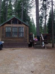 Lakeside cabin Picture of Lake Siskiyou Camp Resort Mount