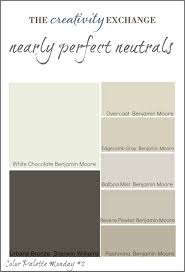 Readers' Favorite Paint Colors {Color Palette Monday} | Neutral ... 49 Best Pottery Barn Paint Collection Images On Pinterest Colors Best 25 Barn Colors Ideas Favorite Colors2014 It Monday Sherwin Williams Jay Dee Vee Popular Custom Color Pallette To Turn A Warm Home In Cool