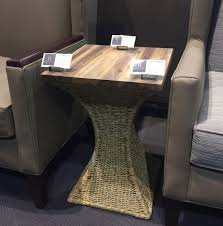 H Contract Furniture Studio 7H Rope Accent Table 5382