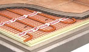pre chauffage au sol pour construction neuve warmup
