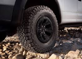 Video: Ford Unveils New Tires For 2017 F-150 Raptor | Medium Duty ... Allterrain Tires Vs Mudterrain Tirebuyercom Best 4x4 Wheels And Off Toad Mud All Terrain Garbber X3 Grabber At3 The Launch Of Two New Allterrain Suv Firestone Top 10 Mid High Cost 2016 Tire Nitto Grapplers 37 Most Bad Ass Looking Tires Out There Bfgoodrich Ta K02 Grizzly Trucks Road For Long Distance Driving Asking Too Much Honda Buyers Guide Amazoncom Light Truck Automotive Ko Lt26575r16e 123q Bsw Season