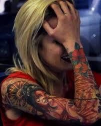 Celebrity Tattoos By Jim Hayek