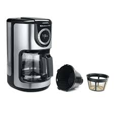 Kitchenaid Coffee Maker Kcm1202ob Reviews 14 Cup Review