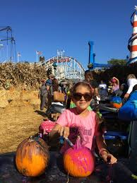 Halloween Harvest Luna Park In by Coney Island With Kids Fall Fun Halloween Harvest Globetrotting