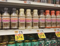 Dunkin Donuts Iced Coffee Only 100 At Stop Shop