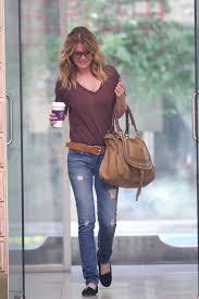 jeans ellen pompeo clothes my style pinterest ellen